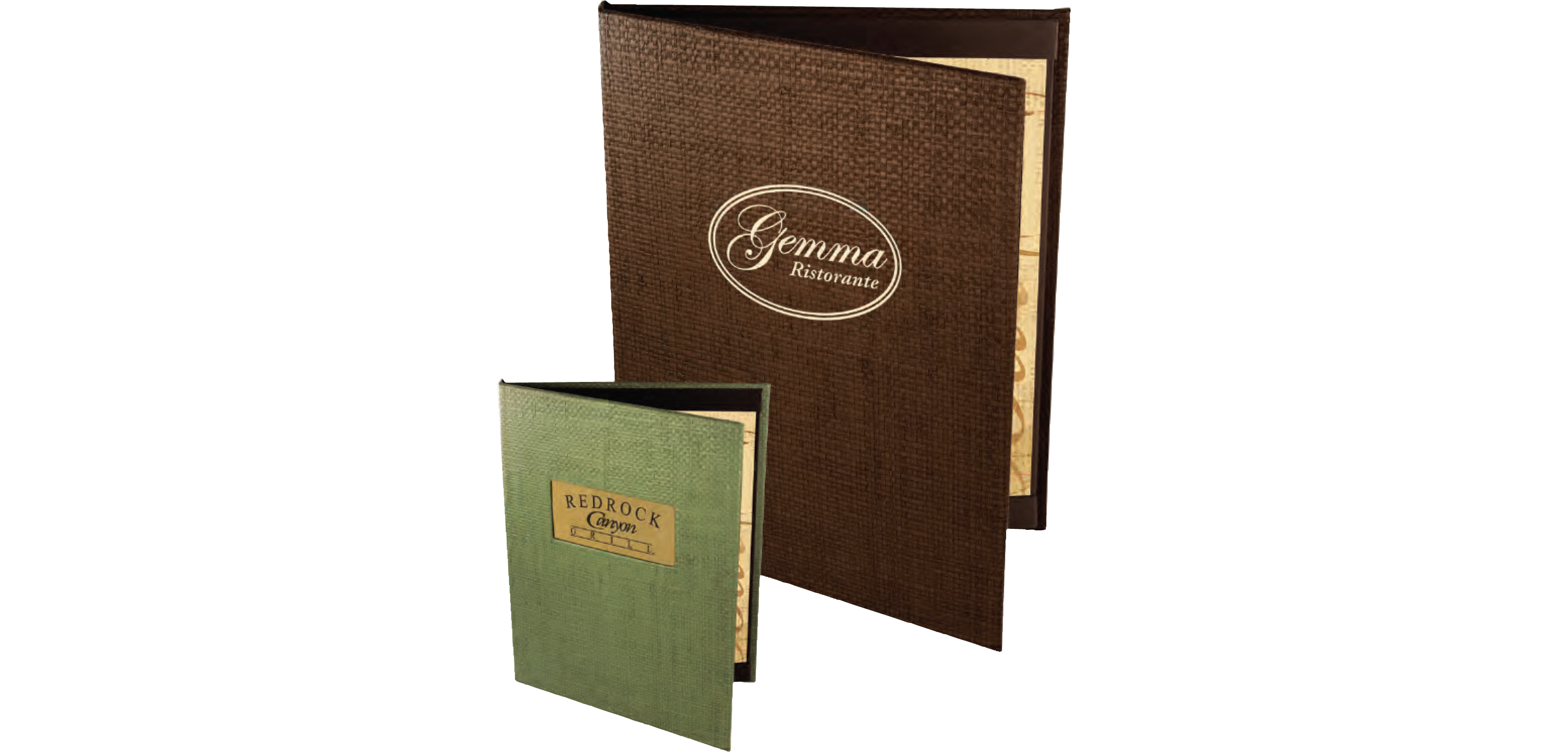 order menu covers for your dine in menus